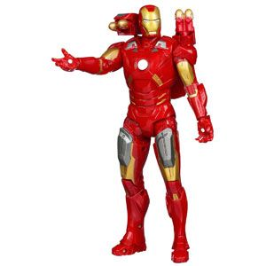 Repulsor Strike Iron Man Mark VII