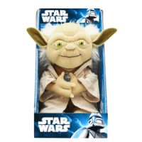 Star Wars Talking Character Plush - Yoda