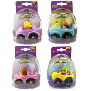 Little People Easter Wheelies