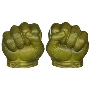 Gamma Green Smash Fists