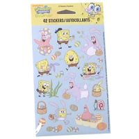 SpongeBob SquarePants Easter Stickers
