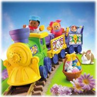 Little People Easter Train