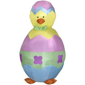 Airblown Inflatable Easter Chick