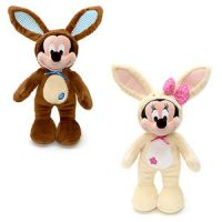 Chocolate-Scented Mickey Mouse & Minnie Mouse