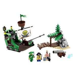LEGO SpongeBob SquarePants The Flying Dutchman