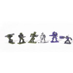 Halo Universe Metal Series Battle Packs