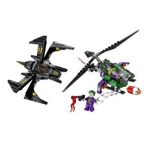 LEGO DC Universe Superheroes Batwing Battle Over Gotham City