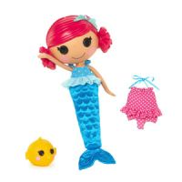 Lalaloopsy Sew Magical Mermaid Coral Sea Shells