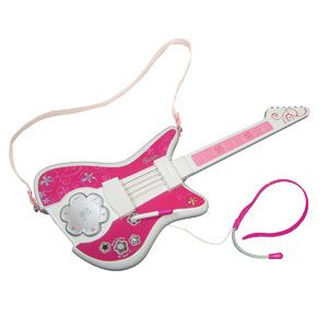 "Barbie ""Jam With Me"" Rock Star Guitar"