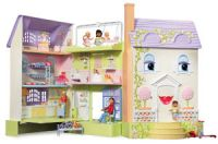 Caring Corners Mrs. Goodbee's Dollhouse