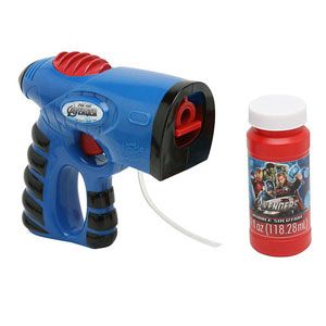 The Avengers Alternate Universe Bubble Blaster