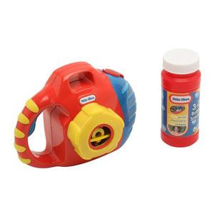 Little Tikes 3-D Bubble Camera