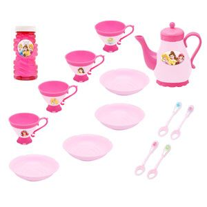 Disney Princess Enchanted Bubble Tea Party