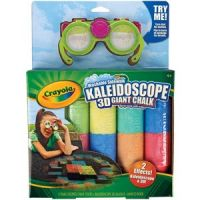 3D Kaleidoscope Giant Chalk