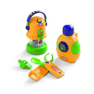 Little Tikes Campin' Adventures Little Explorer Set