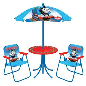 Thomas the Tank Engine Patio Set