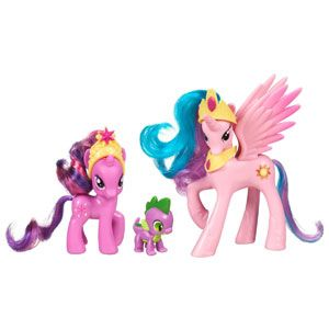 My Little Pony Royal Castle Friends