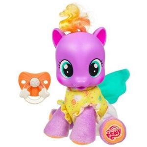 My Little Pony So Soft Newborn Sunny Daze