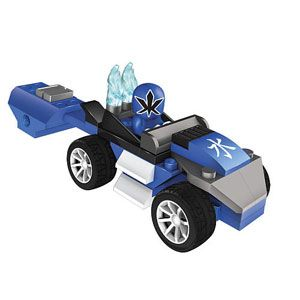 Power Rangers Samurai Pocket Racers