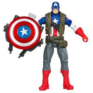 The Avengers Comic Series Super Shield Captain America
