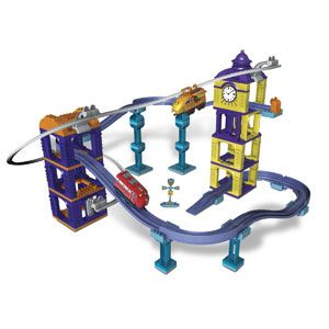 Chuggington Jet Pack Adventure