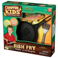 Campfire Kids Fish Fry