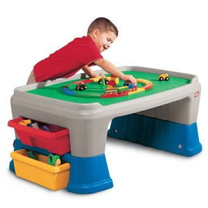 Little Tikes EasyAdjust Play Table