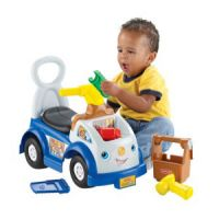 Fisher-Price Little People Lil' Fixer Ride-On
