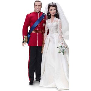 William & Catherine Royal Wedding Giftset