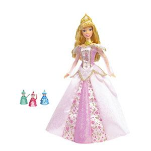 Disney Princess Magic Fairy Lights Sleeping Beauty