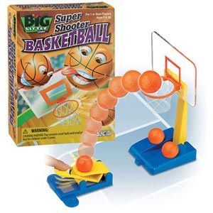 Big Little Games Super Shooter Basketball