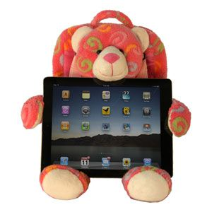 Tablet Teddy Bear