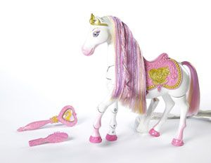 Disney Princess Sleeping Beauty Magic Wand Walking Horse
