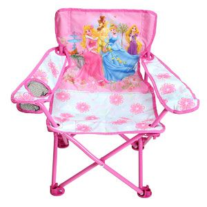 Disney Princess Fold N' Go Chair