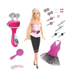 Barbie Totally Hair Braid It! Dolls