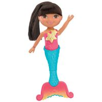 Dive & Swim Mermaid Dora