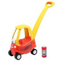 Little Tikes Cozy Coupe Go Bubbles