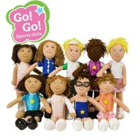 Go! Go! Sports Girls Dolls