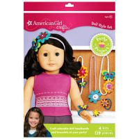American Girl Crafts Doll Style Set