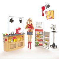 Barbie I Can Be... TV Chef Playset