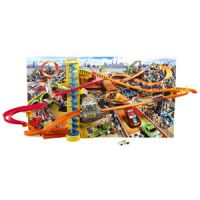 Hot Wheels Wall Tracks Power Tower Track Set