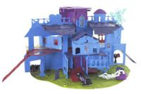 Matchbox Pop-Up 360° Haunted House Playset