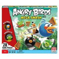Angry Birds Mega Smash Game