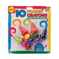 10 Finger Crayons