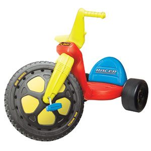 The Original Big Wheel Racer