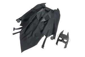 Batman: The Dark Knight Wayne Tech Mega Cape Accessory