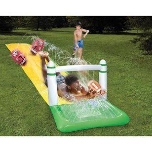Slip n Slide Sports Touchdown Splash