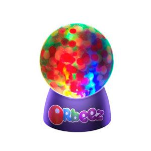 Orbeez Magic Light-Up Globe