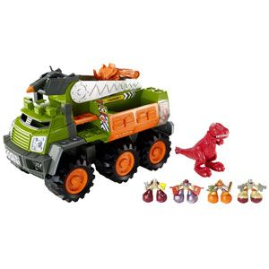 Matchbox Big Boots Bootlandia Dino Adventure Squad