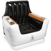 Star Trek U.S.S. Enterprise Inflatable Captain's Chair